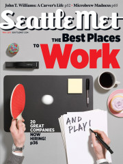 Issue - The Best Places to Work... and Play