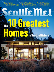 Issue - The 10 Greatest Homes in Seattle History