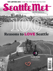 Issue - 100 Reasons to Love Seattle