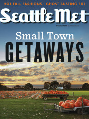 Issue - Small Town Getaways