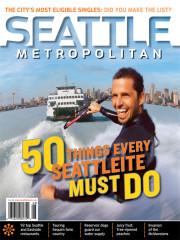 Issue - 50 things Every Seattleite Must Do