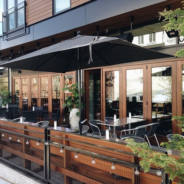 Seattle restaurant news new happy hours with patios for Balcony bar restaurant