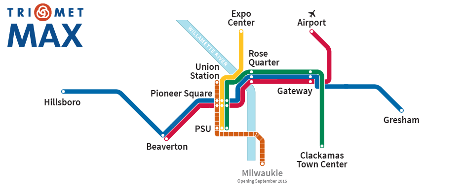 How The New Max Orange Line Will Change Portland