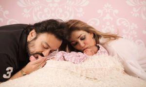 Adnan Sami gives first look of daughter