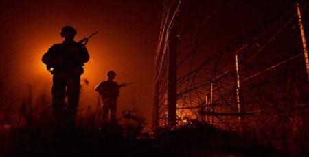 पाकिस्तान ने आज फिर किया सीजफायर का उलंघन, दो जवान शहीद