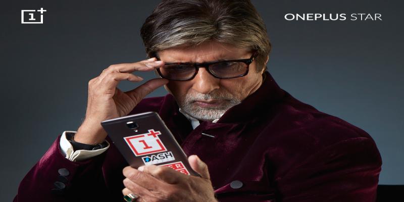 Amitabh Bachchan joins OnePlus as brand ambassador