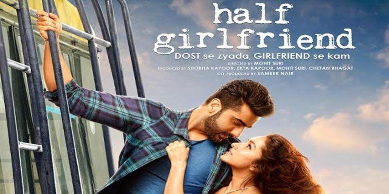 Movie Review of Half Girlfriend : DOST se jyada, GIRLFRIEND se kam