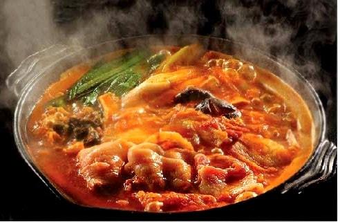 Kimchi Jji Gae