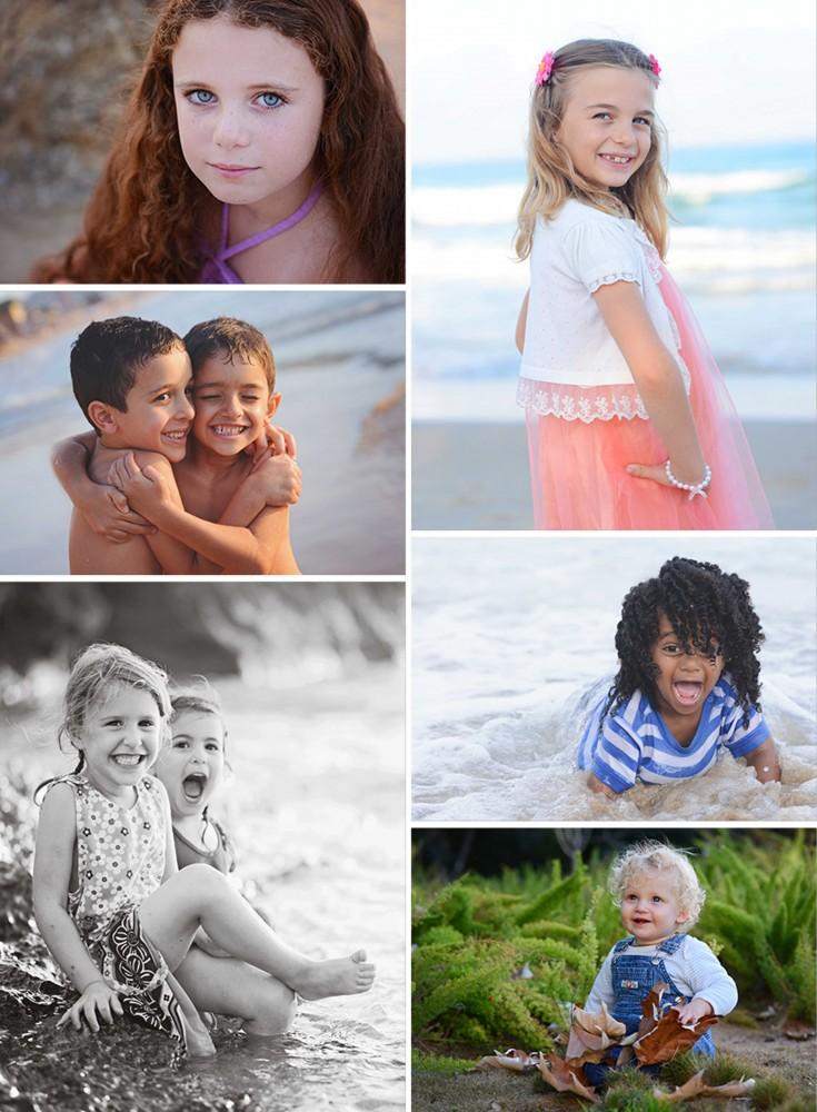 סדנת צילום משפחות וילדים