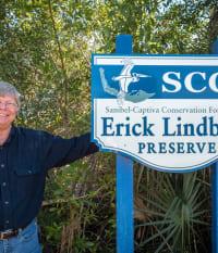 SCCF Names Preserve for Outgoing CEO Erick Lindblad