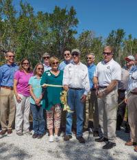 SCCF Welcomes City of Sanibel's Jordan Marsh Water Quality Treatment Park