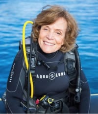 2nd Annual Paul McCarthy Lecture Features Sylvia Earle