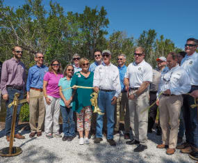 SCCF Welcomes City of Sanibel's Jordan Marsh Water Quality Treatment Park