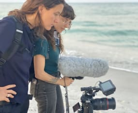 Sundance-Funded Filmmakers Shooting SCCF Research for 'River of Grass'