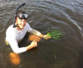 Marine Lab & FGCU Measuring Effects of Caloosahatchee Runoff