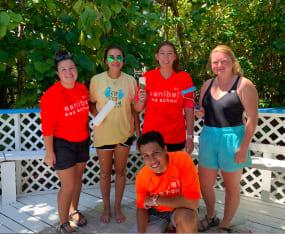 Seasonal Staff Joins Team at Sanibel Sea School