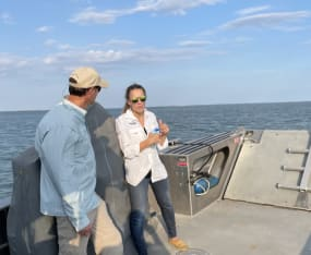 SCCF & UF Partner on New Coastal Policy Lab Course