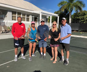 Get in the Game: 29th Annual Tennis Tournament
