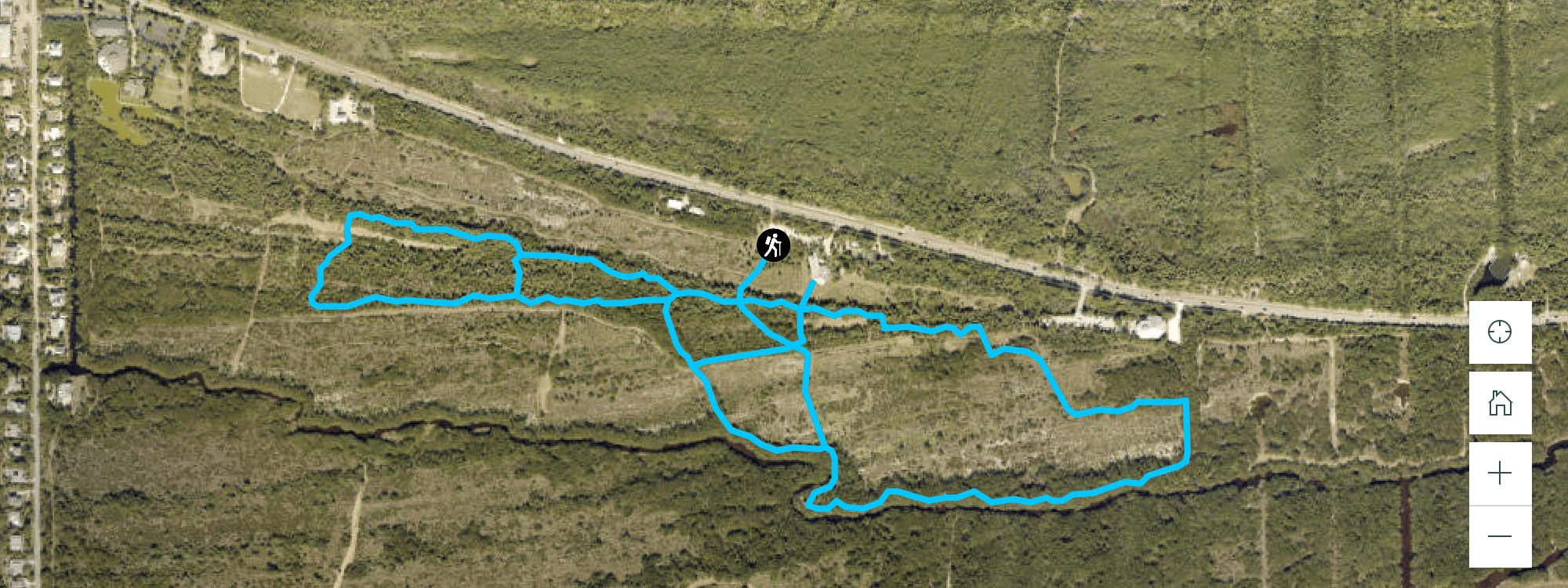 Story Map of Facilities & Trails