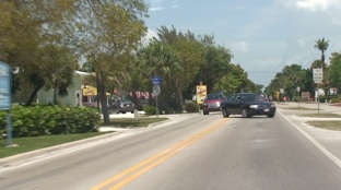 Sanibel Traffic Courtesy