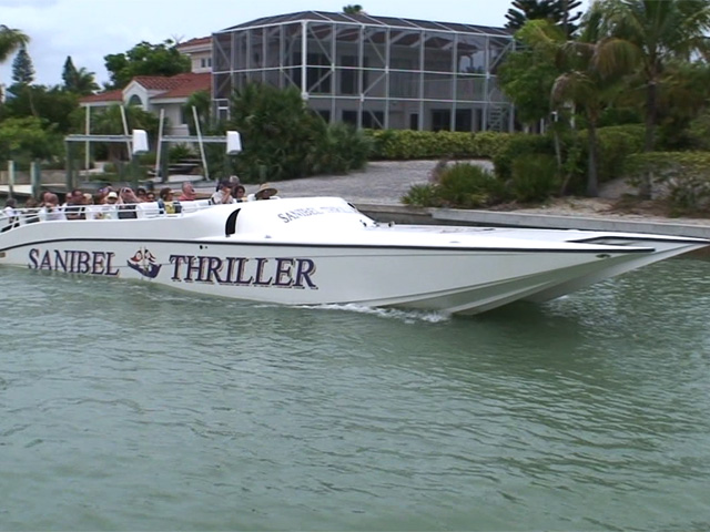 Sanibel Thriller