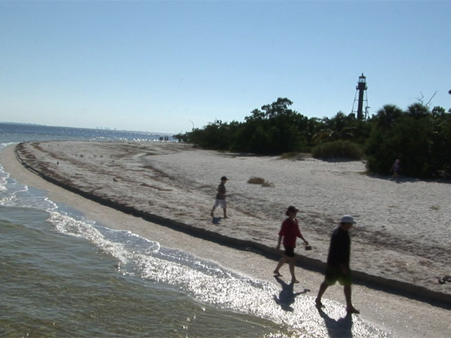 Sanibel's East End