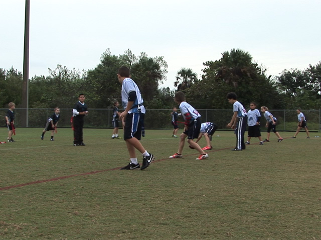 Sanibel Flag Football