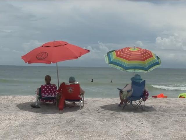 Mid-Island Beaches