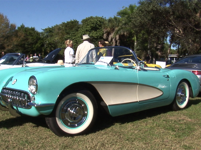 Auto Show at Sanibel Community House 2015