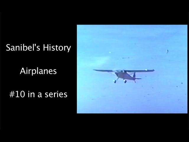 History #10 - Airplanes