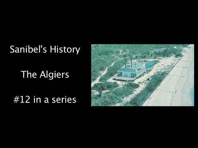 History #12 - Algiers
