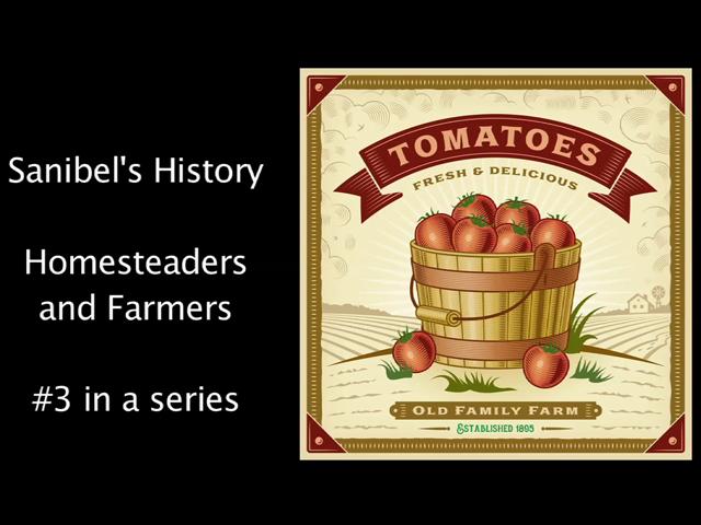 History #3 Farm Life