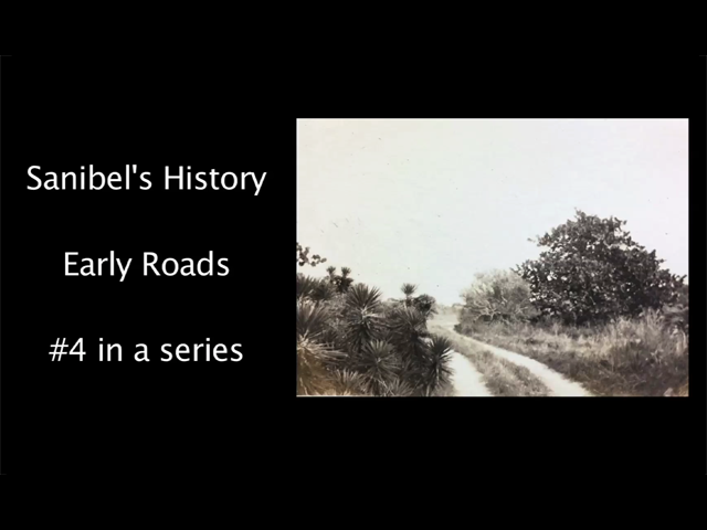 History #4 - Early Roads
