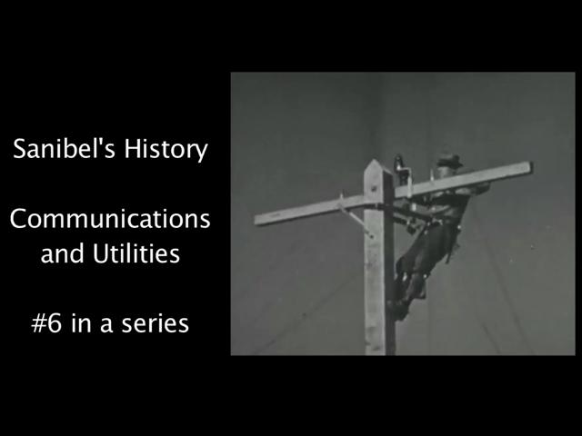History #6 - Utilities