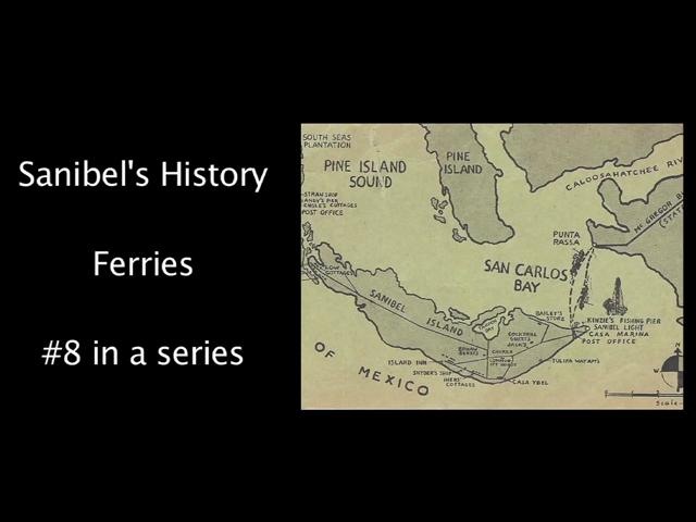 History #8 - Ferries