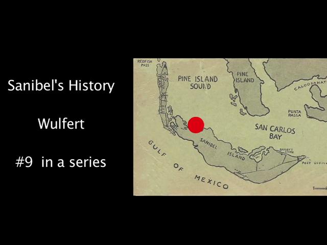 History #9 - Wulfert