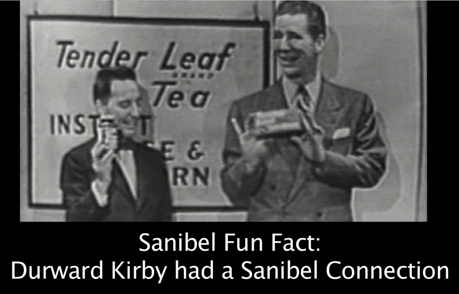 Fun Facts: Durward Kirby on Sanibel
