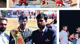 Annual Sports Day Photos