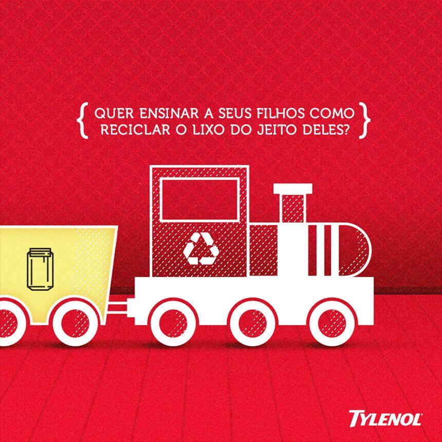 Quer ensinar a seus filhos como reciclar o lixo do jeito deles?