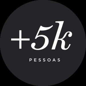 +5k Pessoas