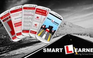 driving theory test mobile app - elearning app development