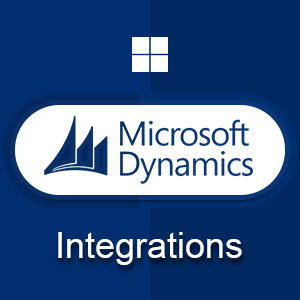 microsoft dynamics ax, nav, gp integration