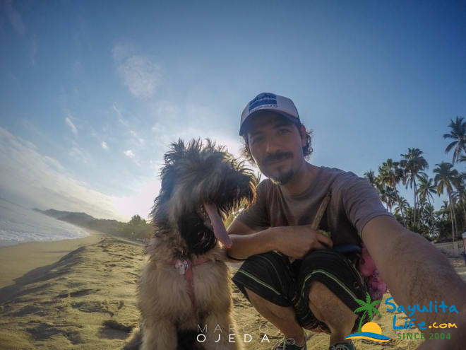 Marco Ojeda Dog Training in Sayulita Mexico
