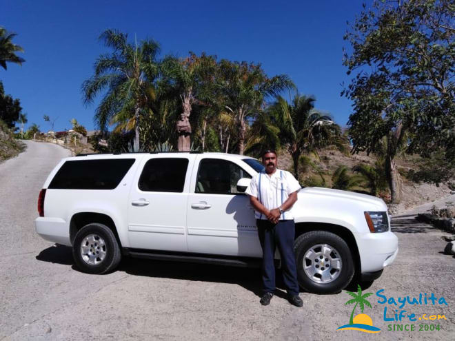 Business Transport in Sayulita Mexico