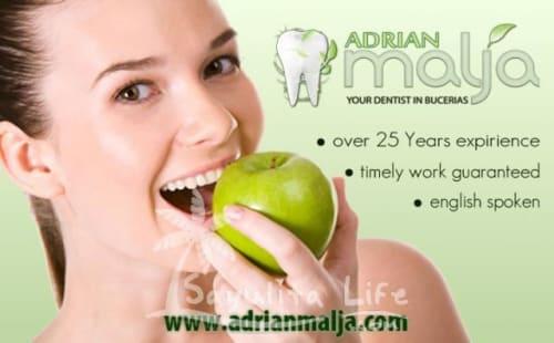 Dr. Adrian Malja Dentist & Orthodontist in Sayulita Mexico