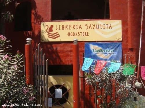 Bookstore Sayulita in Sayulita Mexico