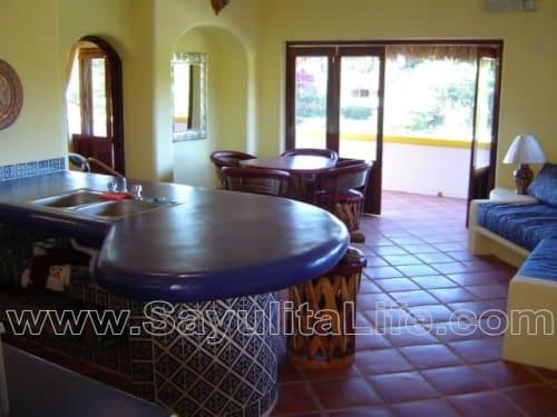 Casa De Mombo Vacation Rental in Sayulita Mexico