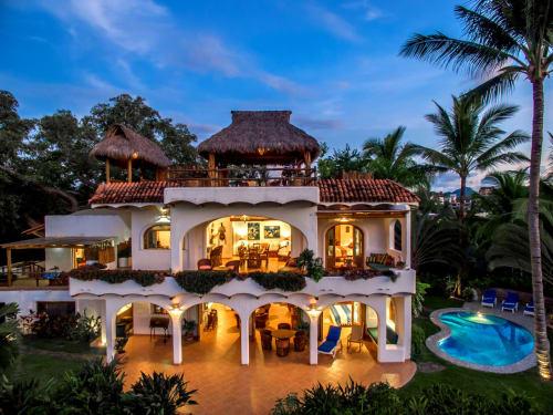 Casa Paloma Vacation Rental in Sayulita Mexico