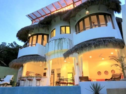 Casa Contigo Estate Vacation Rental in Sayulita Mexico