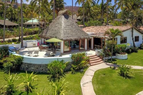 Casa Viviana At Las Gemelas Vacation Rental in Sayulita Mexico